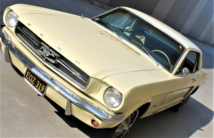 ​FORD  MUSTANG 1965